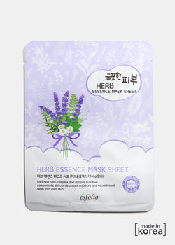 ESFOLIO Essence Mask Sheet - Herb