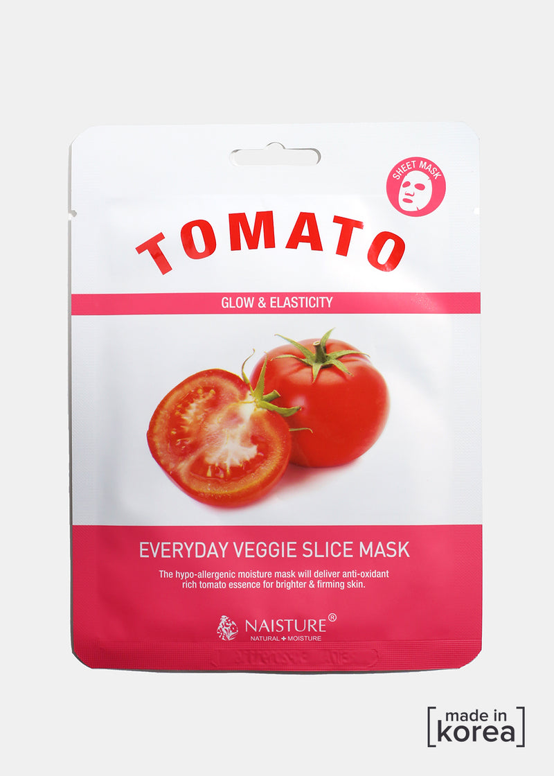Veggie Sheet Mask - Tomato
