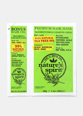 Nature's Spirit Hair Oil & Mask- Tea Tree Oil