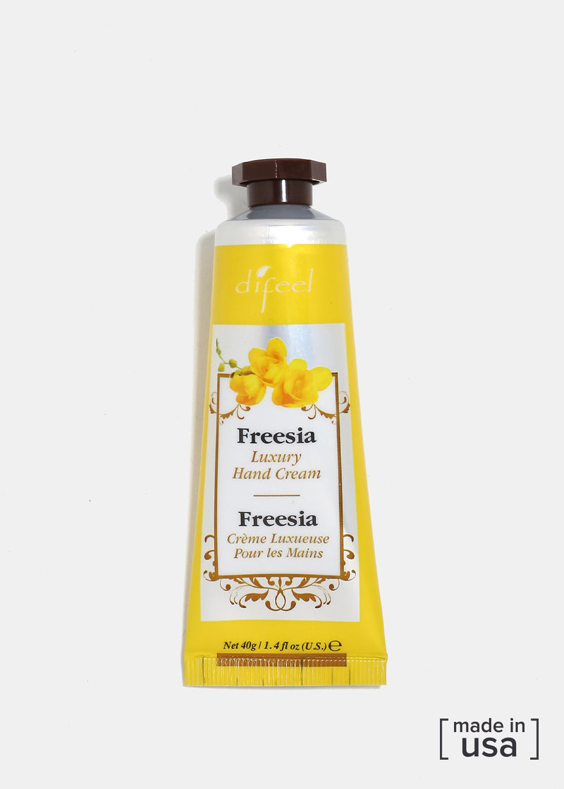 Luxury Hand Cream- Freesia