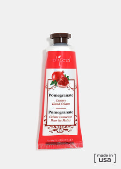 Luxury Hand Cream- Pomegranate