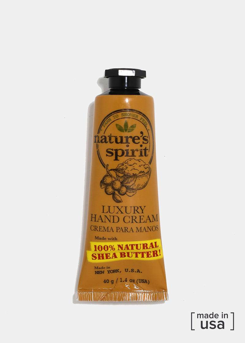 Nature's Spirit Hand Cream- Shea Butter