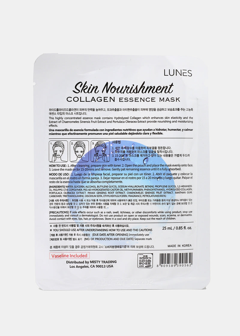 Lunes Sheet Mask- Collagen