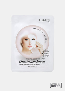 Lunes Sheet Mask- Pearl