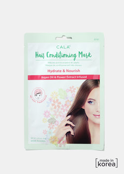 Hair Conditioning Mask- Argan & Flower Extract