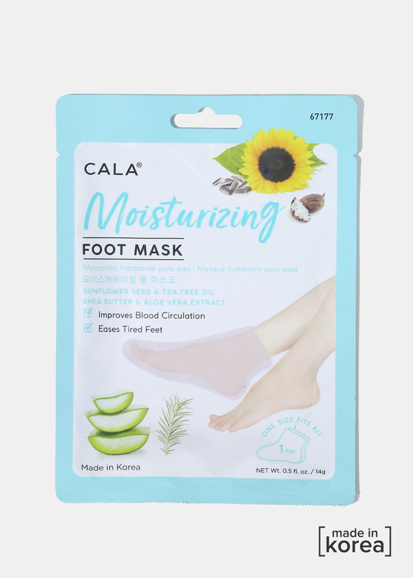 Hydrating Oils Foot Mask
