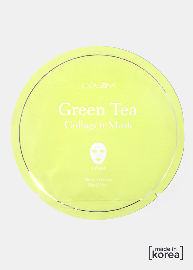 Essence Sheet Mask- Green Tea