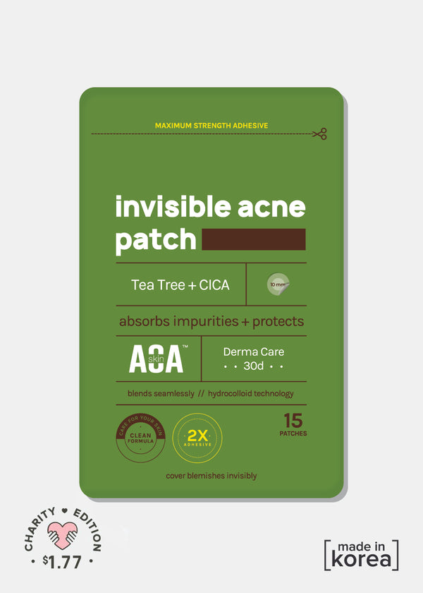 AOA Skin Invisible Acne Patches