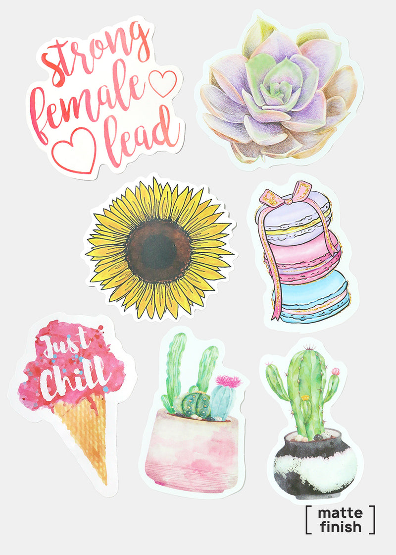 OKI Sticker- Chic Cactus