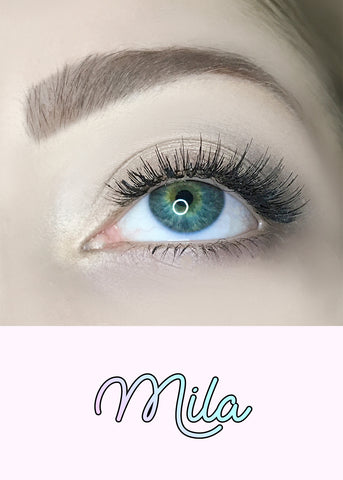 AOA Studio Eyelashes - Mila