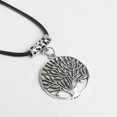Life Tree Pendant Necklace