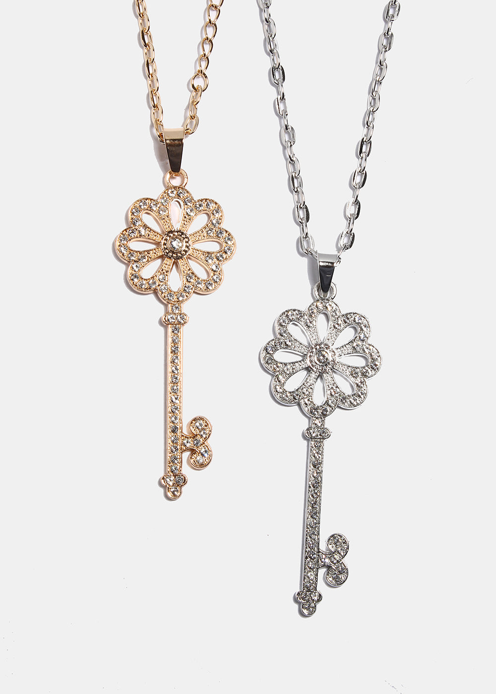 wishlist keys mini key products tgk in necklace pendant giving view the