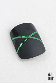 Nail Striping Foil-Dark Green
