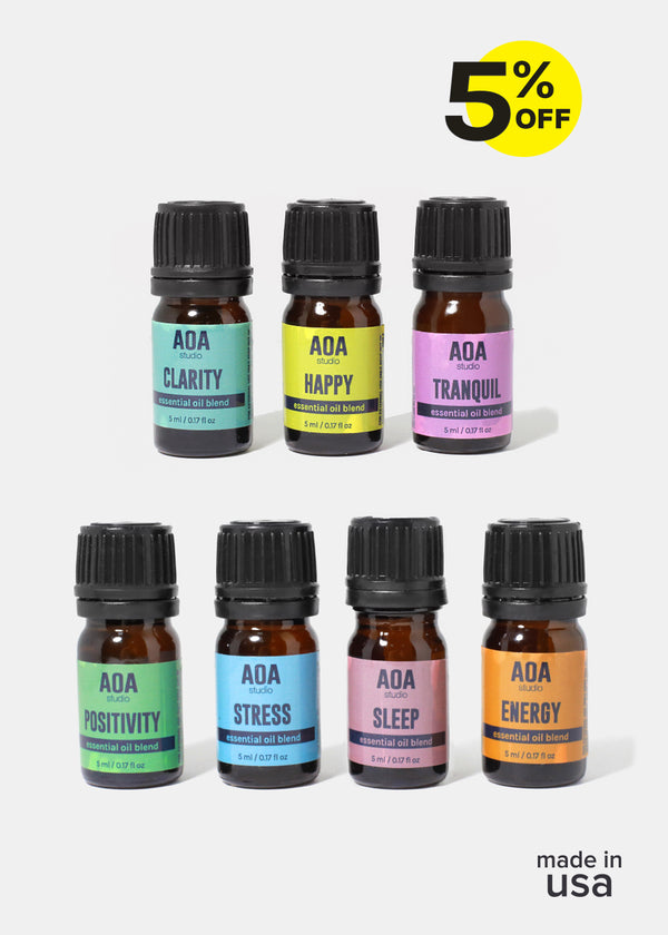 AOA Essential Blend Oils- Collection