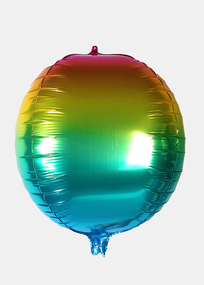 OKI Party Balloon- Rainbow Ball