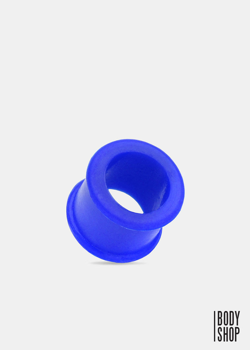 Soft Silicone Flexible Tunnel Plug-(11/16)