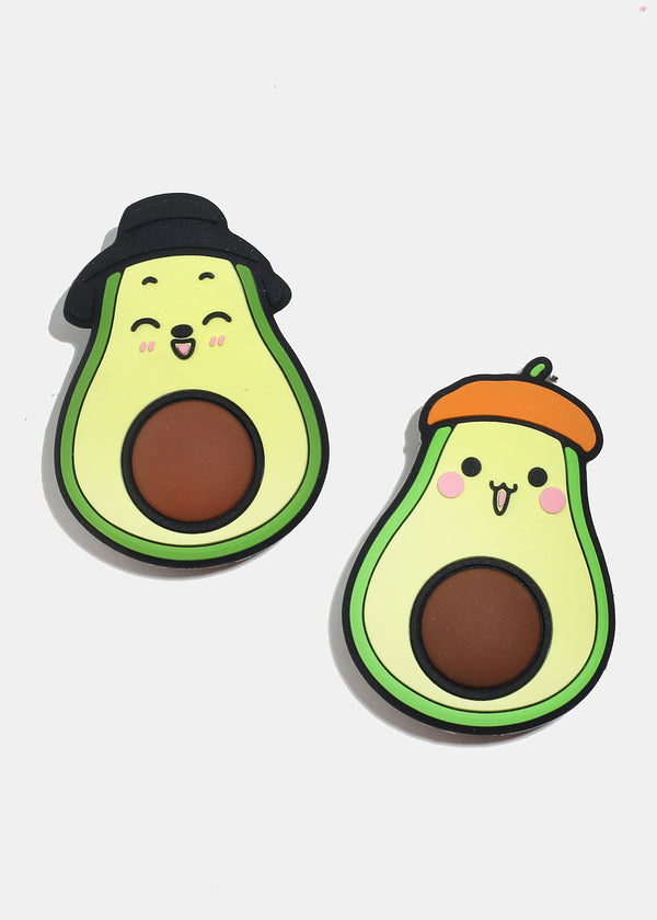 Official Key Items: Avocado Phone Grips