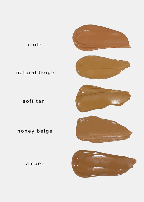 Paw Paw: Prowear Foundation - Medium Tones