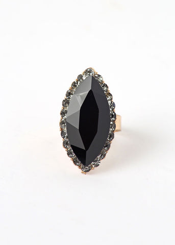 Cat Eye Gemstone Ring