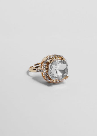 Gemstone Cocktail Ring