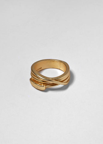 Layered Metal Ring