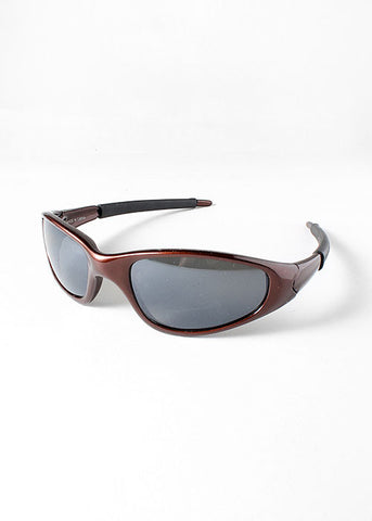 Sporty Sunglasses- Brown