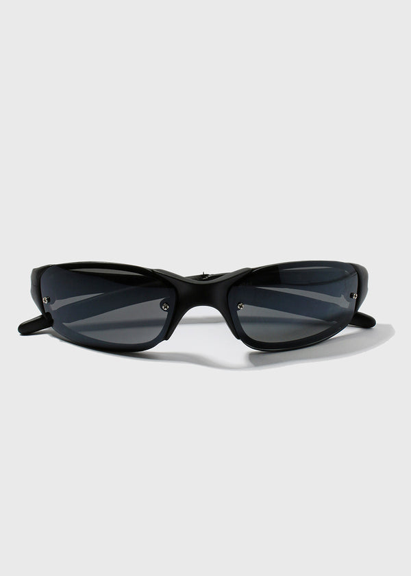 Sport Sunglasses- Matte Black