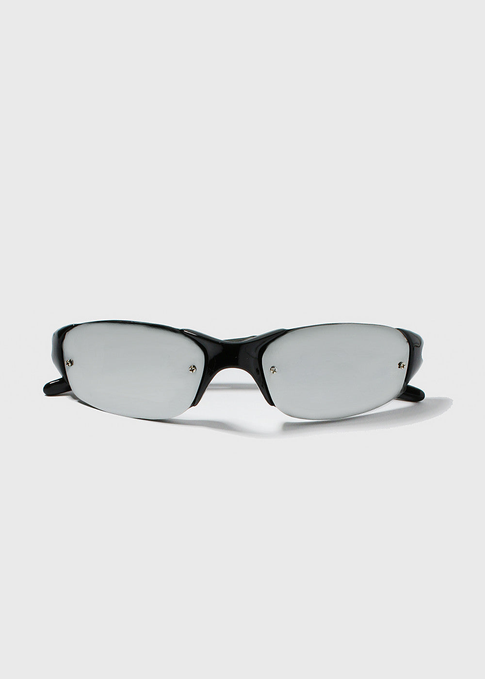 Sport Sunglasses- Silver/Black