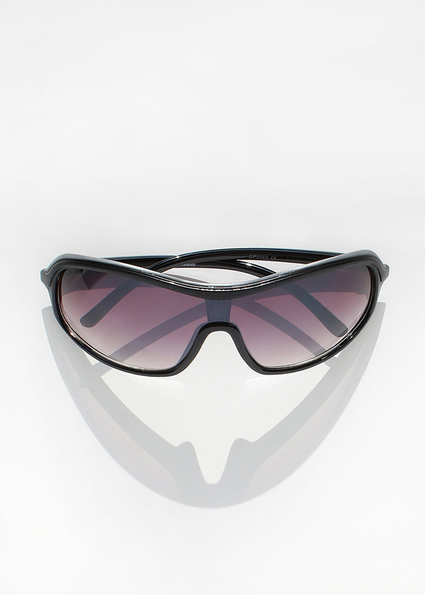 Chic Sport Sunglasses- Black