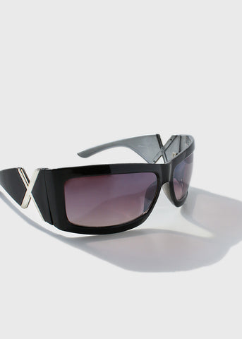 X-Design Oversize Sunglasses