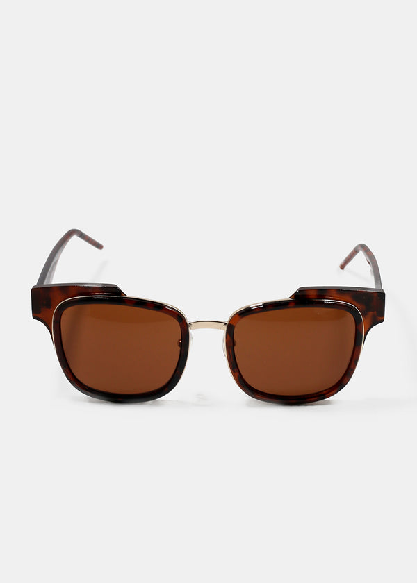 Modern Square Sunglasses