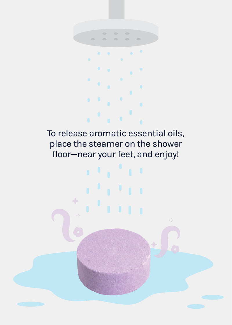a2o Shower Steamer- Lavender