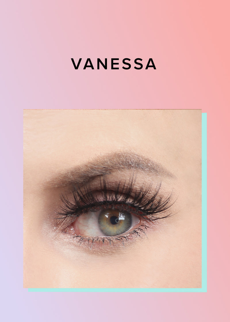 Paw Paw: 3D Faux Mink Lashes - Vanessa