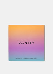 a2o 25 Color Eyeshadow Palette- Vanity