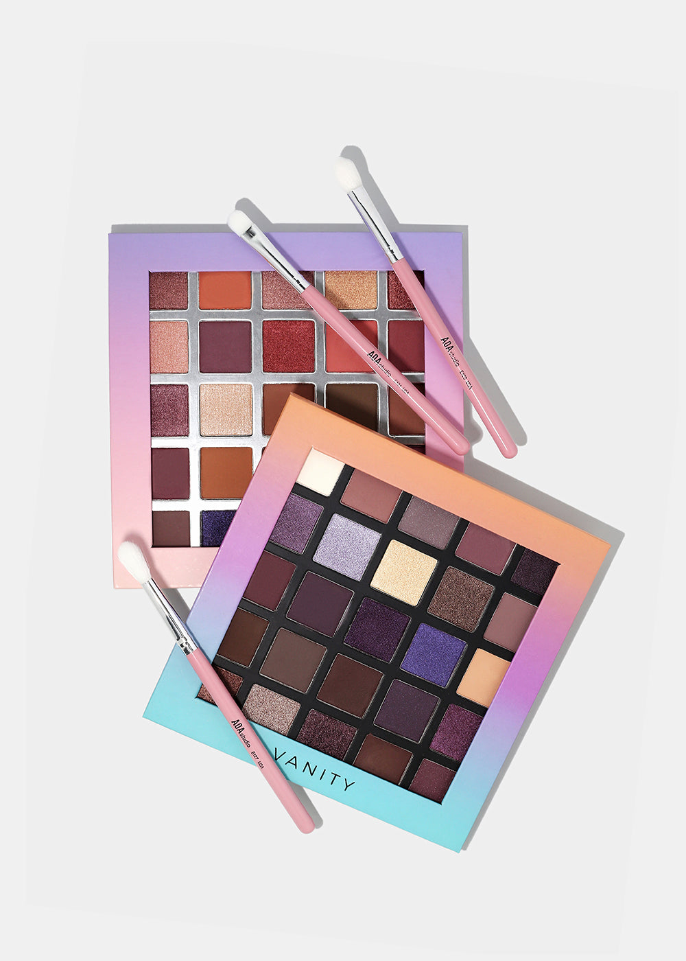 a2o 25 Color Eyeshadow Palette- XOXO