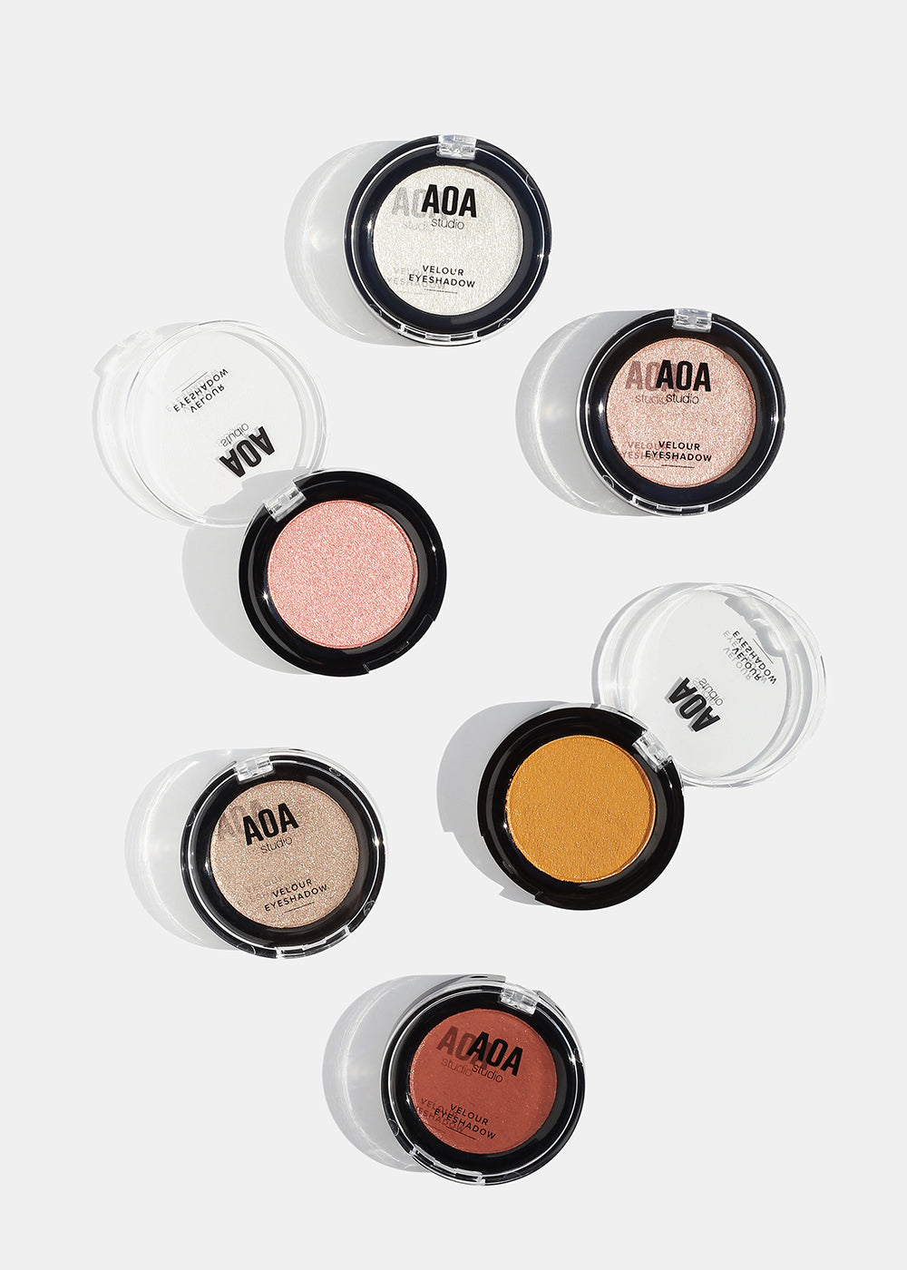 AOA Velour Mousse Eyeshadow- Deeper