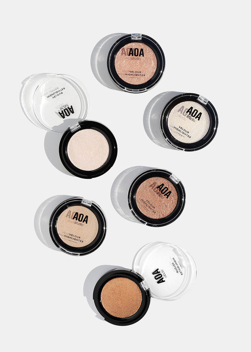 AOA Velour Mousse Highlighter - Toxic