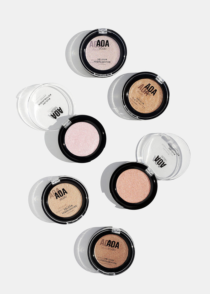AOA Velour Mousse Highlighter - Baby