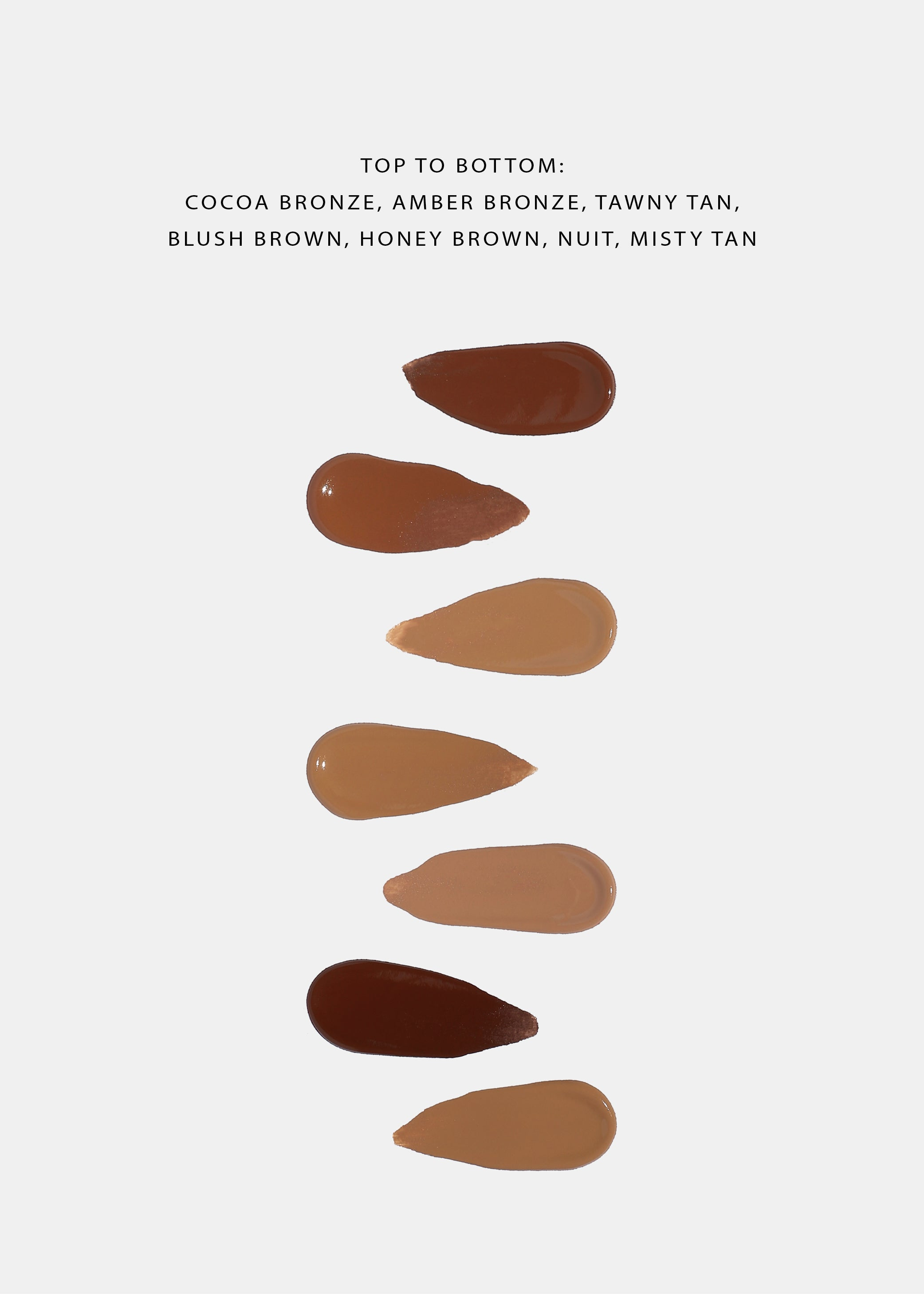 Zuri Liquid Cover Foundation- Cocoa Bronze