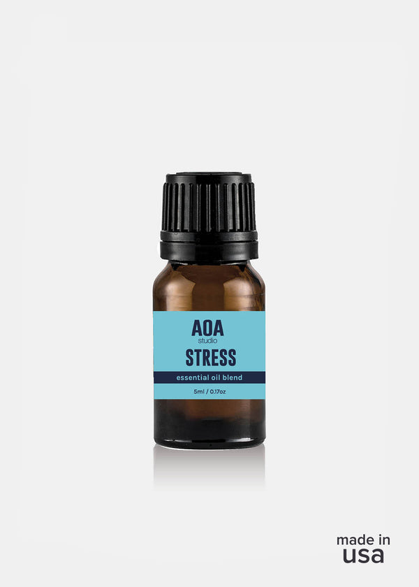 AOA Essential Blend Oils - Stress