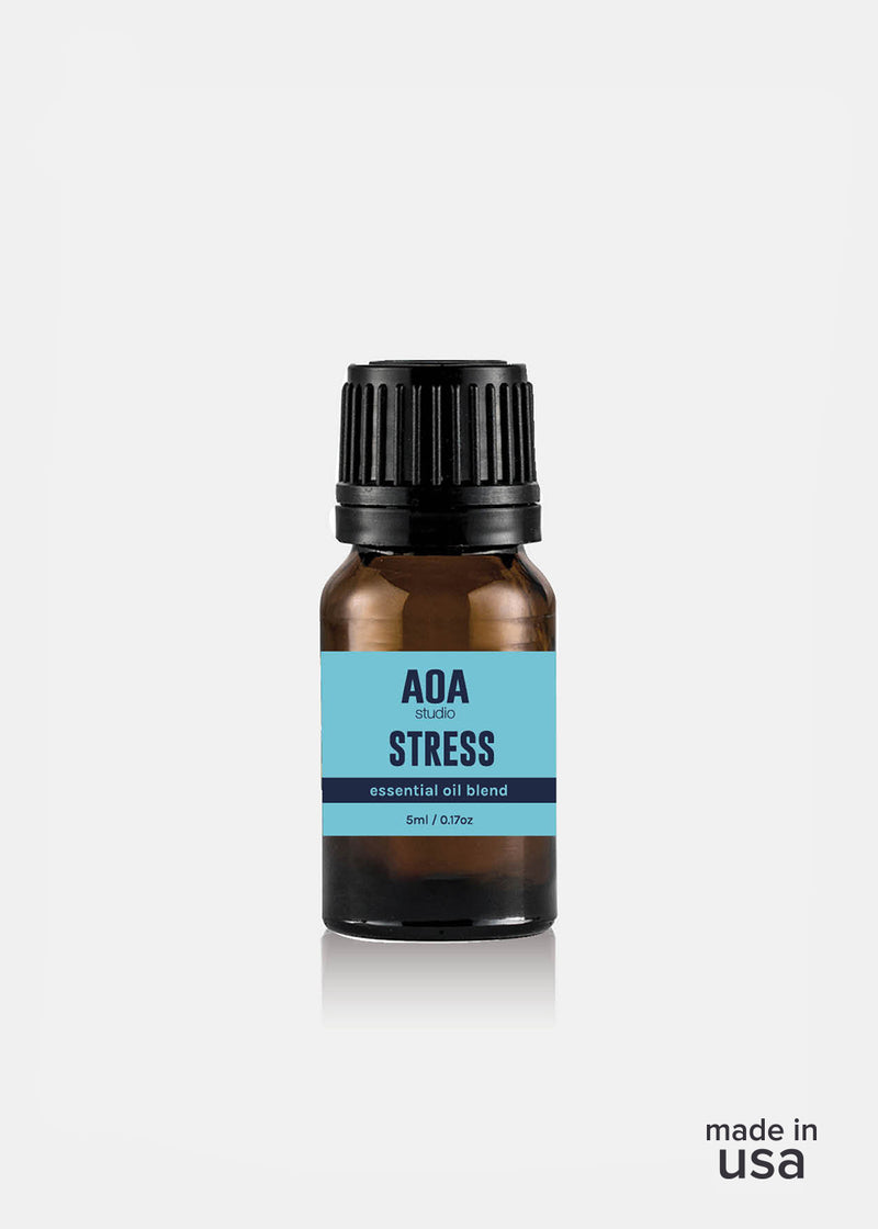 AOA Essential Blend Oils- Stress