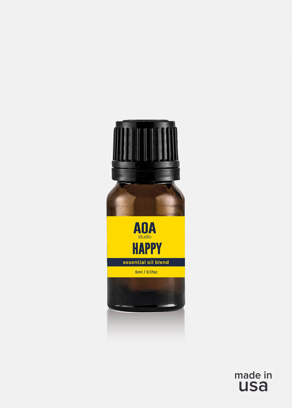 AOA Essential Blend Oils- Happy