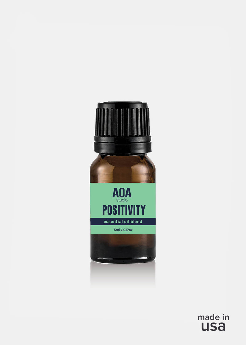 AOA Essential Blend Oils- Positivity