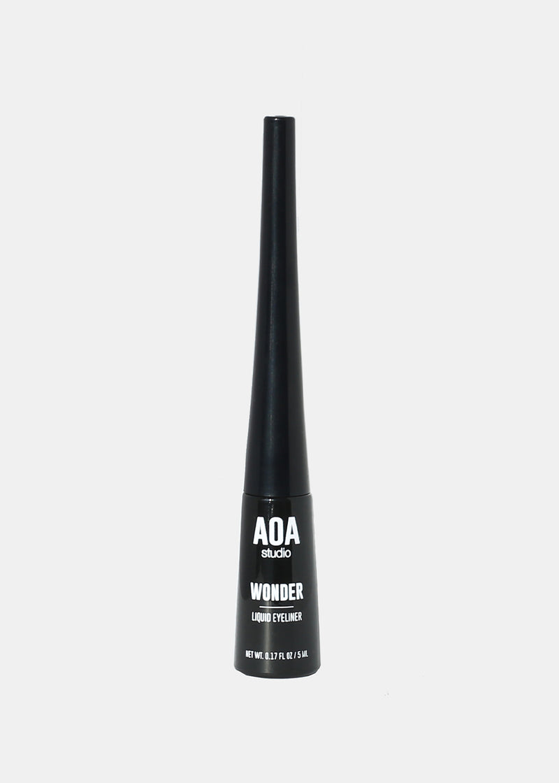 AOA Wonder Liquid Liner - Black