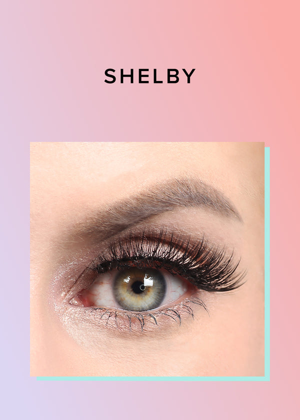 Paw Paw: 3D Faux Mink Lashes- Shelby