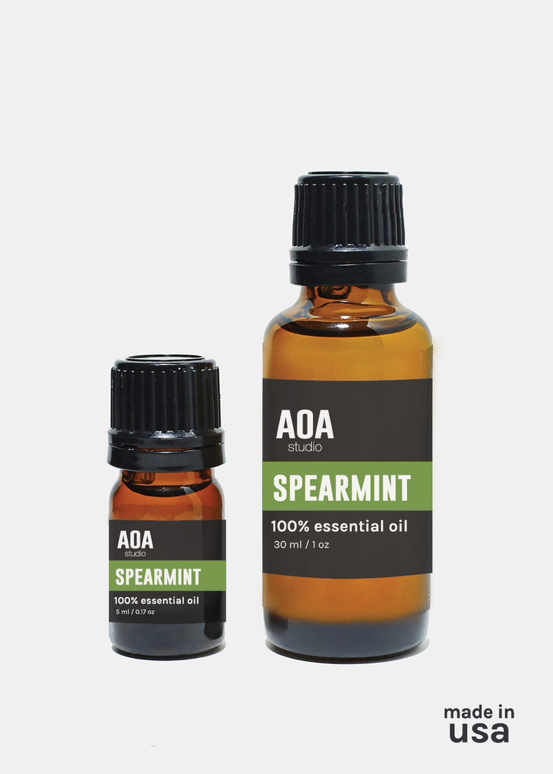 AOA 100% Essential Oils - Spearmint