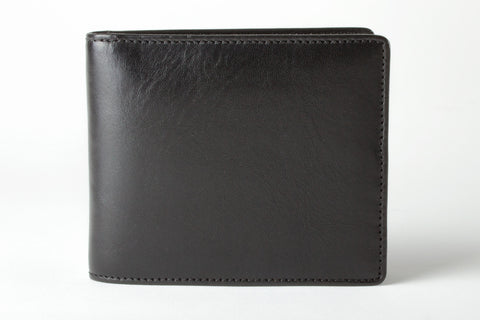 BLACKWOOD BIFOLD WALLET