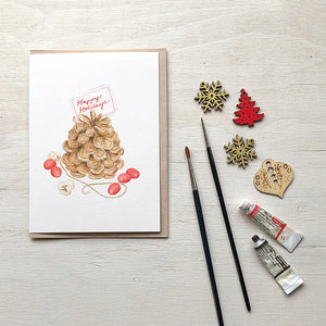 The Christmas Tree Farm Holiday Card