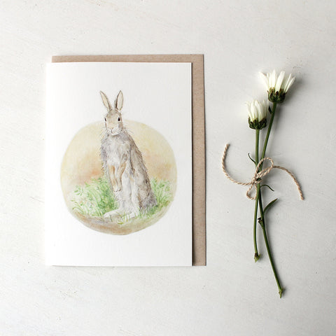 Rabbit Note Cards