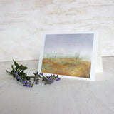 Haworth Moor Note Cards